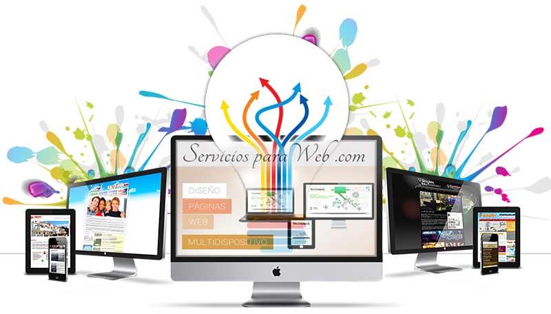 Creación y Diseño Páginas Web