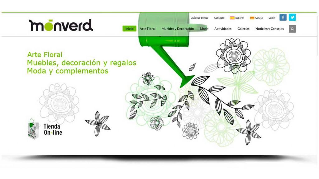Paginas web seo vilanova sitges calafell p gina web arte for Web decoracion