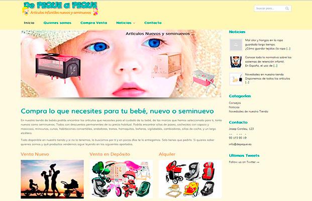 depeque-tienda-ropa-bebe-segunda-mano-vilanova-pagina-web
