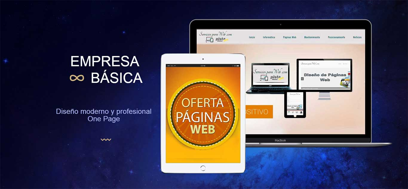 Páginas Web El Vendrell